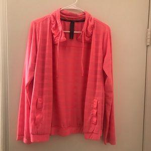 Jackets & Blazers - mesh sport jacket